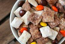 Sweet Snacks / by Cathy Ellingsworth