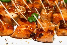 Mini kąski z łososia - Mini Salmon Bites