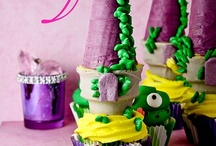 Rapunzel Party / Little princess fans of Disney's Tangled film will love a Rapunzel twist to their princess party.