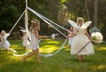 Fairy Party Ideas / Create a fabulous fairyland for your little girl's fairy party.  / by Party Ark
