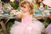 Ballet Party Ideas / Hold a magical ballet party for your little ballerina and her friends.