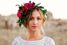 Floral headpieces / by Marjorie BAY