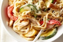Pasta Meals / by Cathy Ellingsworth