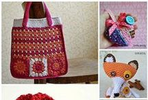 Crochet Bags / by Lydia Grace