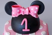 Princess Birthday Party with Minnie