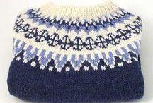 Icelandic knitwear