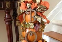 Fall Crafts / by Samantha Strout