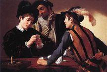 Caravaggio  / Caravaggio or Michelangelo Merisi