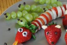 Fun food and recipes for kids / by Janice Allen