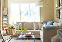 Living Rooms / by Cathy Ellingsworth