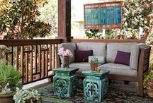 Outdoor Space / by Cathy Ellingsworth