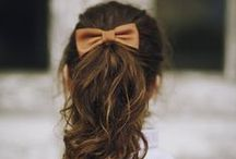 hair, nails and make up
