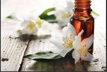 essential oils. / essential oils + aromatherapy
