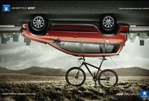 a d v e r t i s i n g / C A R / Collection of our best avertising campagn  / by Peugeot Official