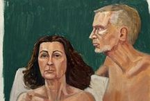 Life Drawing Thursday 10 September 2015 Models Richard and Ruth