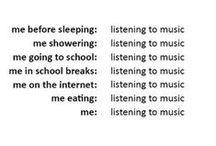 Me, myself and I / my life