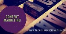 Content Marketing / Content Marketing tips and ideas for small businesses in the total wellness industry