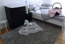 Kinderzimmer Einrichtungsideen / Hier findest du tolle und kreative Ideen, wie du das Kinderzimmer deiner Kleinen einrichten kannst :)