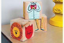 kid crafty / by rothy
