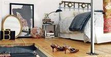 Lofty Lovin'. / Beautifully decorated lofts.