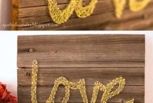 Getting Crafty  / by Kayla Sullivan