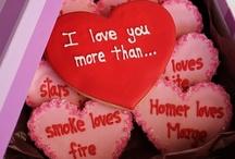 Valentines Day / I Love You. No no no I Love You. No no no no I Love You / by Nikita Bucholtz