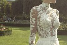 """Say Yes To The Dress / Wedding dress inspiration for brides of the """"old school"""" and the """"new age""""."""
