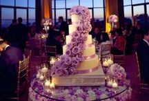 Cakes & Sweet Treats / Beautiful wedding cake inspiration to fit any bride's style- from floral to geometrical to naked. We love cakes, we love sweets, we love weddings <3