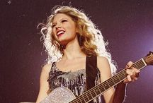 Taylor Swift / by Bailey Holbrooke