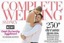 Complete Wedding magazine covers
