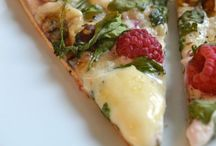 Savory pizzas, tarts and pies / by Cheryllyn