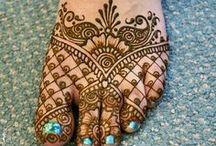 Henna Tattoos &Body Art / Body Art / by Christina Behrens