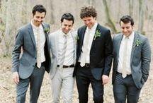 Bridesmaids + Groomsmen