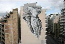 Greek street art / Greek street art collection