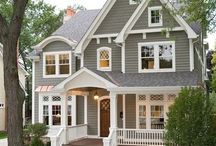Dream Home: Dream being the operative word. / by Kelsey Fairbairn