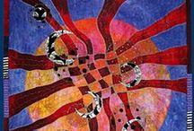 Quilts ~ Artist:  David Walker / by Virginia Robinson