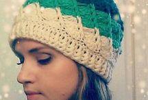 Gorros e chapéus de crochê / Dicas de crochê do site www.floresdecroche.com.br e bolsadecroche.net Visite-nos Participa: @crocheteirasdobem e vamos fazer o bem Curta no FB: @clubedecrocheoficial