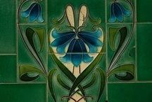 Tiles and mosaics. / Beautiful tiles and mosaics, from around the world.