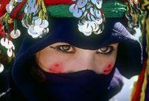 Amazigh / Berber women Morocco
