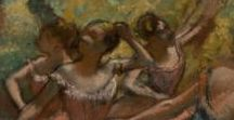Edgar Degas / Ideas and resources to help teach students about Edgar Degas.