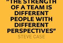> people > teamwork