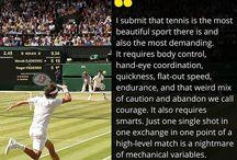 > people > sports : orienteering : tennis