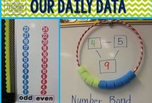 Math / 1st grade math activities  / by Kalli Luther