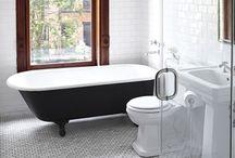Bathroom / The John. / by Sara Toone