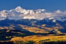 Mostly my long lost home~ Colorado / by Alicia Villa