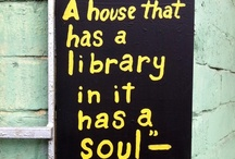 For my house: Library :) / by Jessica Creech