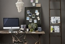 Home Office / by Gloribell Lebron