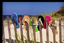 Everything goes with Flip Flops:) / by Tracy Byrd-Roubides