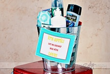Homemade gifts! / by Jessica Creech