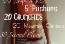 Workout Ideas, Foods & Smoothies